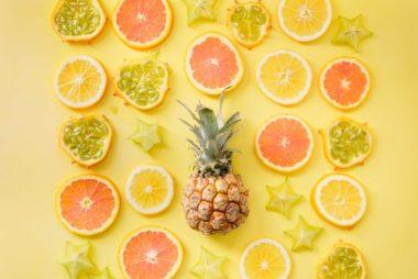 Orange and Pineapple Juicers